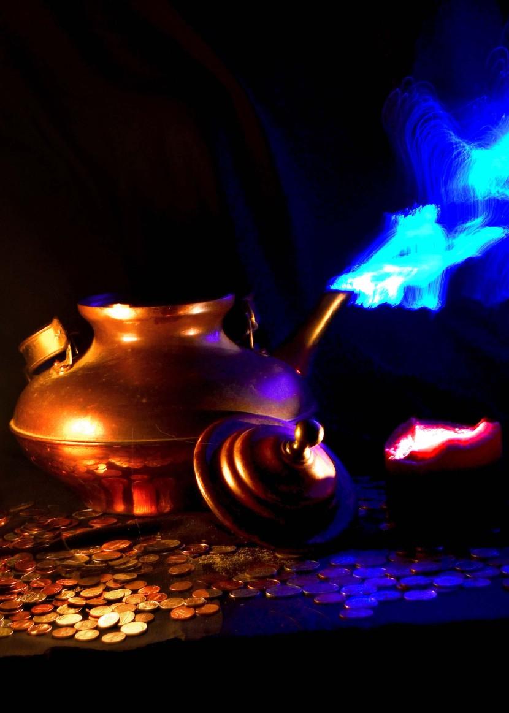 value vs cost - investment Aladdin's Cave picture