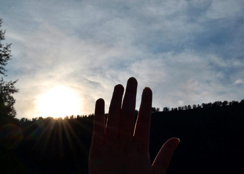 five fingers - five simple steps clarification marketing